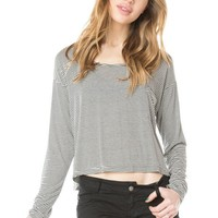 Brandy ♥ Melville |  Zoe Top - Tops - Clothing