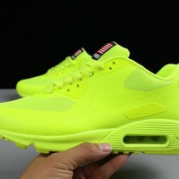 Nike Air Max 90 Flag Light Green Men Running Sneaker