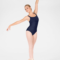 """Free Shipping - """"Titania"""" Adult Ribbed Bodice Tank Leotard by WEAR MOI"""