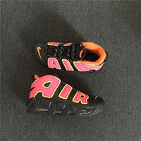 """NIKE AIR MORE UPTEMPO """"HOT PUNCH"""""""