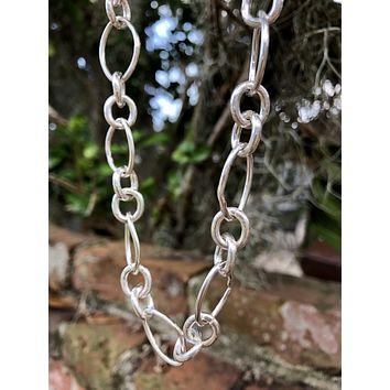 Hand Forged cable chain
