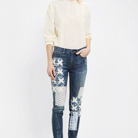 BDG DIY Cigarette High-Rise Jean - Urban Outfitters