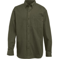 Men's Sutton Long Sleeve Chamois Shirt - W1200360-341 - Long Sleeve Shirts | Wolverine