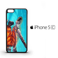 Ocean Sea Turtle Y2164 iPhone 5C Case