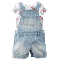 2-Piece Tee & Shortall Set
