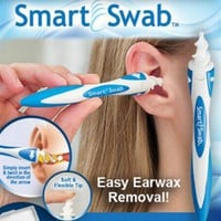 16 Tips Smart Ear Cleaner Earpick Swab Easy Earwax Removal