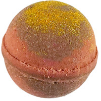 HARVEST APPLE SHEA INFUSED BATH BOMB