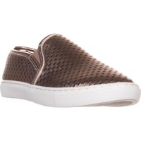 Steve Madden Elouise Slip-On Fashion Sneakers, Rose Gold, 5.5 US