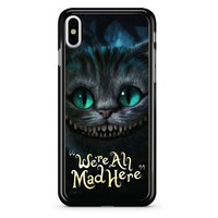 The Cheshire iPhone X Case