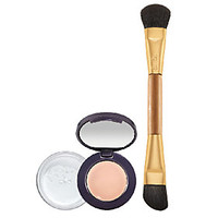 tarte Colored Clay Concealer and Finishing Powder w/ Brush — QVC.com