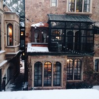 prone to wander — We're staying at Hogwarts for Life Impact. It's...