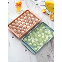 1pc Solid Ice Cube Mold