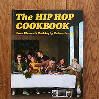 The Hip Hop Cookbook Four Elements Cooking by Cutmaster GB