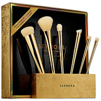 24 Karat Gold Mine Brush Set - SEPHORA COLLECTION | Sephora