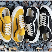 Vans Classics Old Skool Fashion Women Men Sport Running Sneaker Shoes