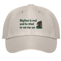 🌲 Bigfoot Tried To Eat My Ass🌲