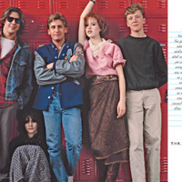 The Breakfast Club Poster at AllPosters.com