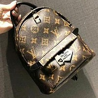 LV Louis Vuitton Women's Fashion Backpack