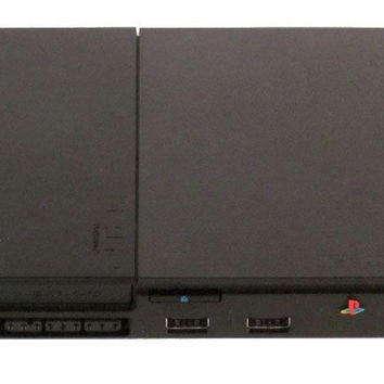 Complete Sony PlayStation 2 Console System & Video Game Lot of 11