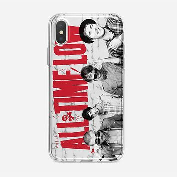 All Time Low Music Band iPhone XS Case