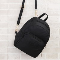 Women Waterproof Backpacks Schoolbags Travel small backpack for travel for teens bolsa feminina de marca famosa
