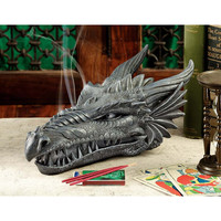 Park Avenue Collection Stryker The Smoking Dragon Incense Box