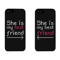 BFF Phone Covers She's My Best Friend Matching BFF Phone Cases for iphone 4, iphone 5, iphone 5C, iphone 6, iphone 6 plus, Galaxy S3, Galaxy S4, Galaxy S5, HTC M8, LG G3