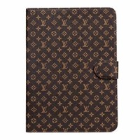 LV Monogram IPAD Protective Case - Mini Brown