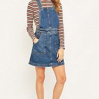 Urban Outfitters Denim Dungaree Dress - Urban Outfitters