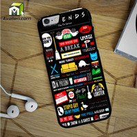 Friends Tv Show iPhone 6S Case by Avallen