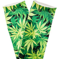 The Weed Ankle Sock