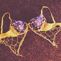 36 B Mermaid Bra