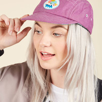 High Five-Panel! Hat in Abstract | Mod Retro Vintage Hats | ModCloth.com
