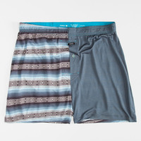 Stance Mercato Mens Boxers Blue  In Sizes