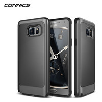 Rugged Rubber+PC Dual Layer Shockproof Hard Case For Samsung Galaxy S6 S7 edge plus Note3/4/5/7 J5 J7 Grand Prime G530 Capa Case