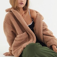 I.AM.GIA + UO Pixie Coat | Urban Outfitters