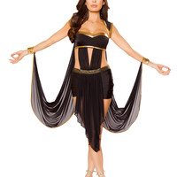 Midnight Goddess Women's Costume