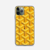Goyard Destkop Wallpaper iPhone 11 Pro Max Case