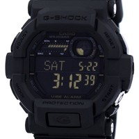 Casio G-Shock Digital GD-350-1B GD350-1B Men's Watch