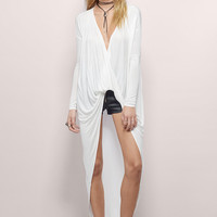 Get It Twisted Tunic Top