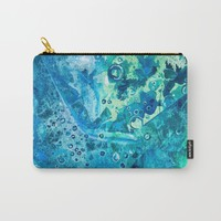 Environment Love View from Their Eyes Carry-All Pouch by ANoelleJay
