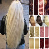 30 Inch Super Long Hair Extensions Fast Shipping