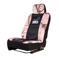 Realtree Girl AP Pink Camo Low Back Seat Cover