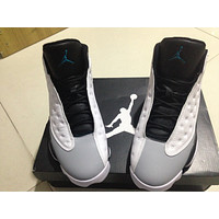 "Air Jordan 13 ""Barons"" Basketball Shoes 41-46"