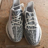 Yeezy Boost 350 V2 Zebra Size 12 - Ready Stock