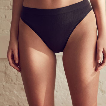 Out From Under Markie Seamless Ribbed Bikini | Urban Outfitters