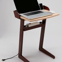 Laptop Desk, Computer Desk for Small Spaces Portable, Sofa Side Table from Deskio - Great Workstation for tablet, iPhone, Mobile Phones. Create a Smart Workspace at Your Home & Office Now.