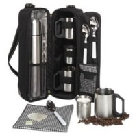 One Kings Lane - Picnic at Ascot - Coffee & Tea Tote for 2