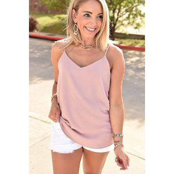 The Remi Cami - Dusty Rose