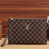 Louis Vuitton LV  Fashion Women Leather Handbag